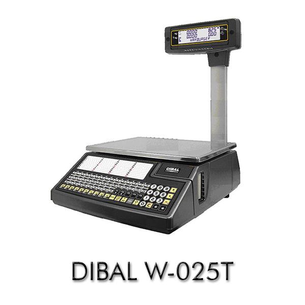 Dibal w-025t